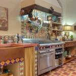 kitchen stove Hacienda House in Merida Centro for sale
