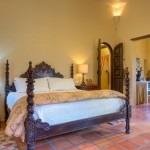 luxury bedroom Hacienda House in Merida Centro for sale
