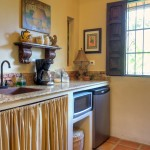 guest kitchen Hacienda House in Merida Centro for sale