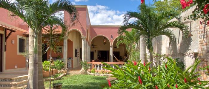 Hacienda Home for sale in Merida centro Yucatan Mexico