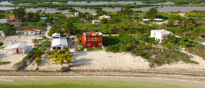 beachfront  in Mexico
