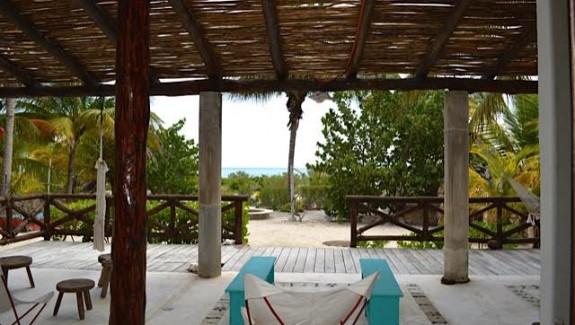 Casa Caracol beachfront home for sale in Yucatan10