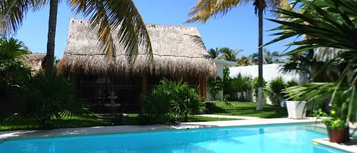 Beachhouse for sale in Chicxulub Yucatan Mexico
