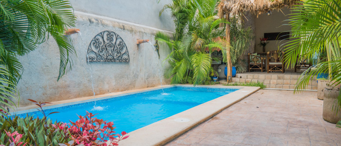 Bed & Breakfast for sale in Merida Yucatan Mexico