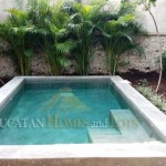 Renovated colonial for sale in Merida poola