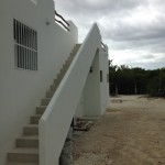 Elevation-Roof Stair
