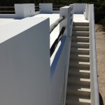 Elevation-Roof Stair (2)