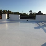 Elevation-Roof Terrace