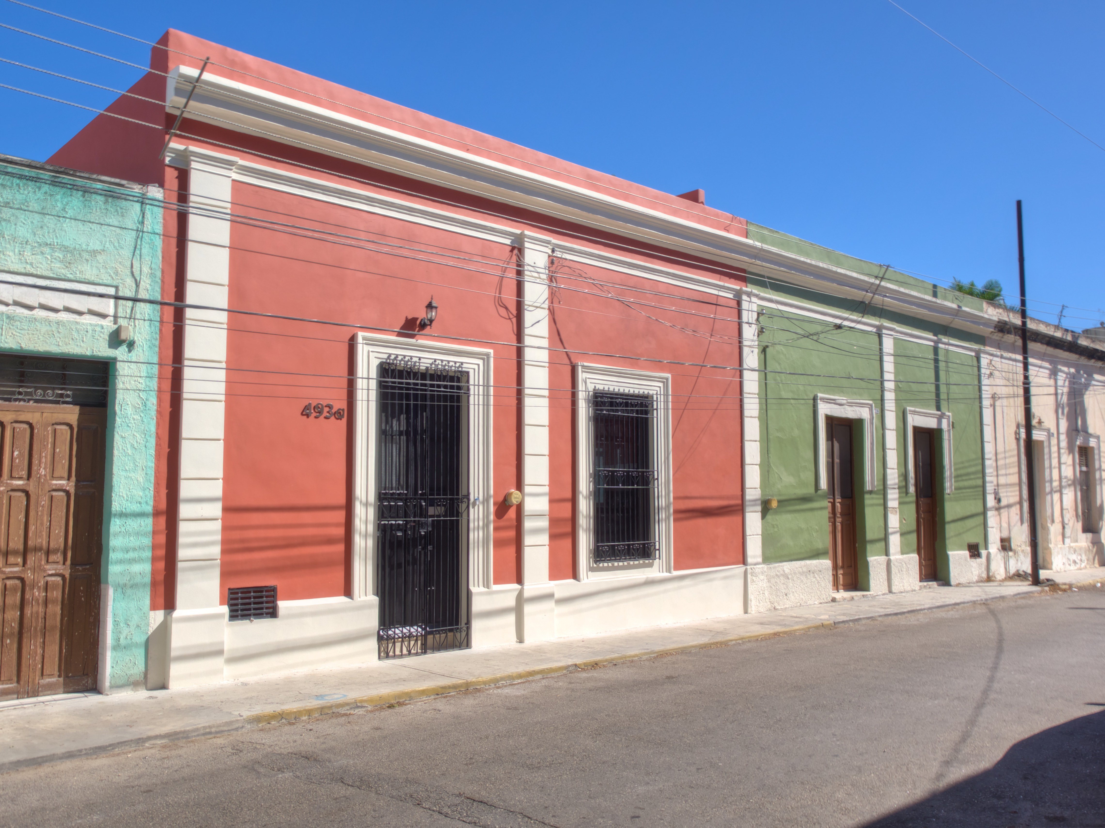 Colonial Colors YHL1130 - Yucatan Homes and Lots