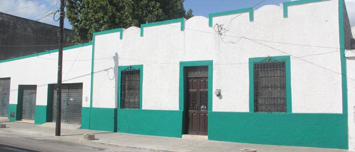 Casa Libelula in Merida Yucatan