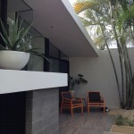 Mid century modern house for sale in Merida Yucatan Mexico 11