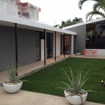 Mid century modern house for sale in Merida Yucatan Mexico 45