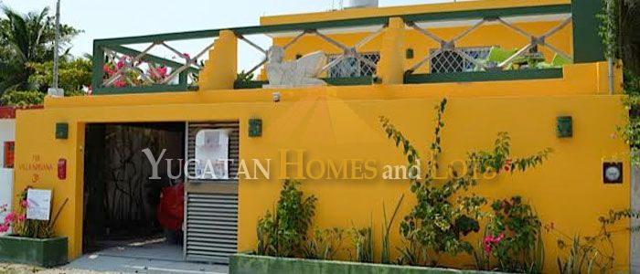 Chelem Yucatan home for sale banner