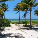 San Crisanto Yucatan beachfront lot for sale 1499897199808