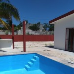 261 Big Beach Home in Chelem Yucatan for sale