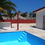 281 Big Beach Home in Chelem Yucatan for sale