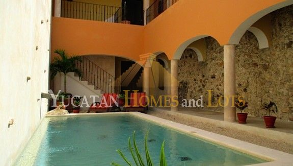 Renovated colonial home for sale in Merida Yucatan Mexico IMG_1769