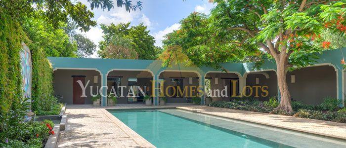 Luxury home for sale Merida Yucatan Mexico