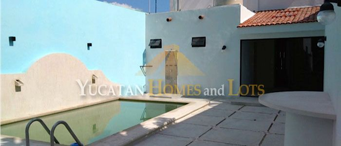 Renovated colonial home for sale in Merida Yucatan