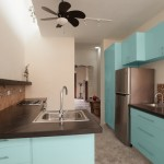 Renewed and renovated colonial in Santa Ana Calle 45_Kitchen