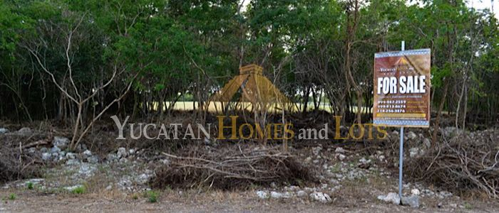 Lot for sale near Yucatan Polo Club