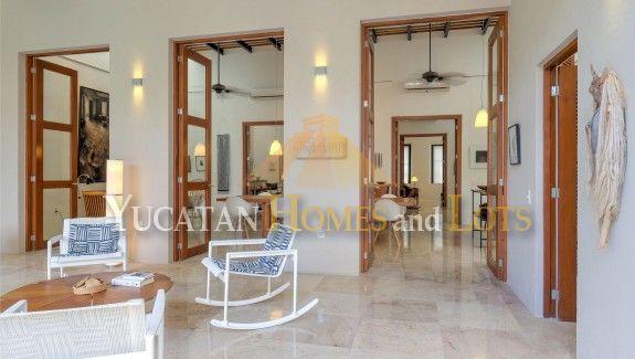 Two Homes for sale in Santiago Merida Yucatan