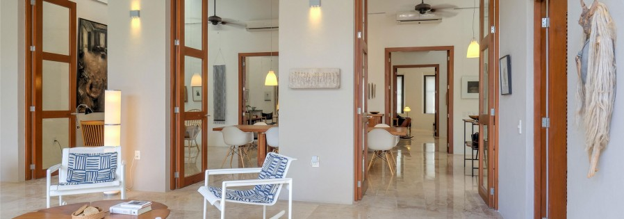 Two Homes for sale in Santiago Merida Yucatan