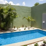36 Two story renovated home with swimming pool in Merida centro