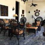 39 2nd Floor living Deluxe villa for sale in Merida Yucatan Mexico