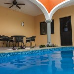 55 Two story renovated home with swimming pool in Merida centro