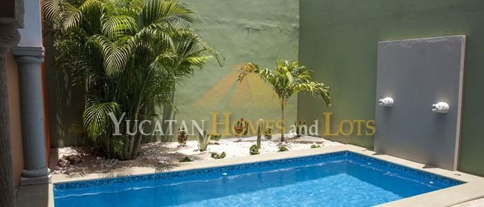 Quiet 2 story home for sale in Merida centro Yucatan