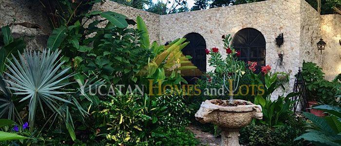 Deluxe villa for sale in Merida Yucatan Mexico