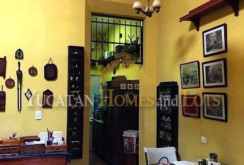 Colonial home for sale Santa Ana Merida Yucatan IMG_4553