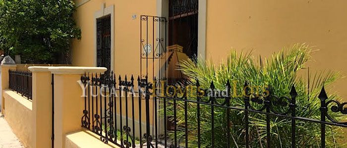 Renovated colonial for sale near Iberica Park in Merida Yucatan