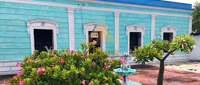 Colonial for sale in Ermita Yucatan