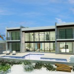 Plans for beach house on property in Sisal C3,2
