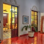 Luxury colonial mansion for sale in Merida Yucatan Mexico 107_B280007