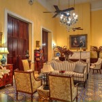 Luxury colonial mansion for sale in Merida Yucatan Mexico 108_B280010