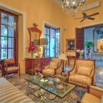 Luxury colonial mansion for sale in Merida Yucatan Mexico 10_B280036