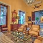 Luxury colonial mansion for sale in Merida Yucatan Mexico 10_B280036