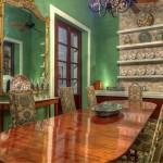 Luxury colonial mansion for sale in Merida Yucatan Mexico 116_B280031