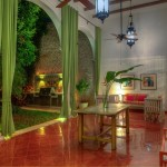 Luxury colonial mansion for sale in Merida Yucatan Mexico 120_B280046