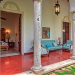 Luxury colonial mansion for sale in Merida Yucatan Mexico 19_B280141jpg