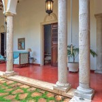 Luxury colonial mansion for sale in Merida Yucatan Mexico 27_B280191jpg