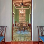Luxury colonial mansion for sale in Merida Yucatan Mexico 39_B280266jpg