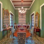 Luxury colonial mansion for sale in Merida Yucatan Mexico 41_B280276jpg