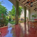Luxury colonial mansion for sale in Merida Yucatan Mexico 46_B280456