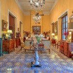 Luxury colonial mansion for sale in Merida Yucatan Mexico 5_B280006jpg