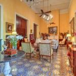 Luxury colonial mansion for sale in Merida Yucatan Mexico 6_B280011jpg