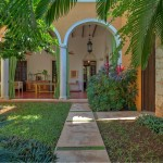 Luxury colonial mansion for sale in Merida Yucatan Mexico 70_B280506jpg